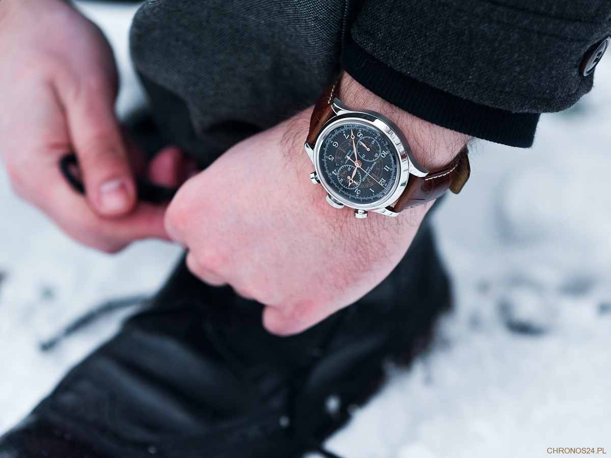 Baume&Mercier Capeland Chronograph Flyback