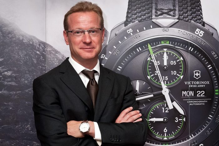 Interview Michael Meier (International Sales Director Victorinox Swiss Army)