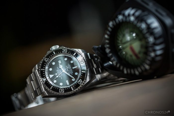 Review Rolex Oyster Perpetual Sea-Dweller Deepsea [live pics, price]