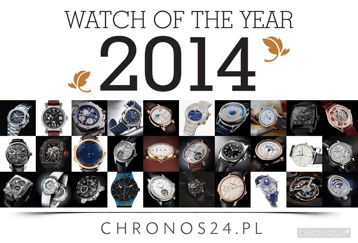 Watch of the Year 2014