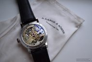 "Richard Lange Tourbillon ""Pour le Merite"""