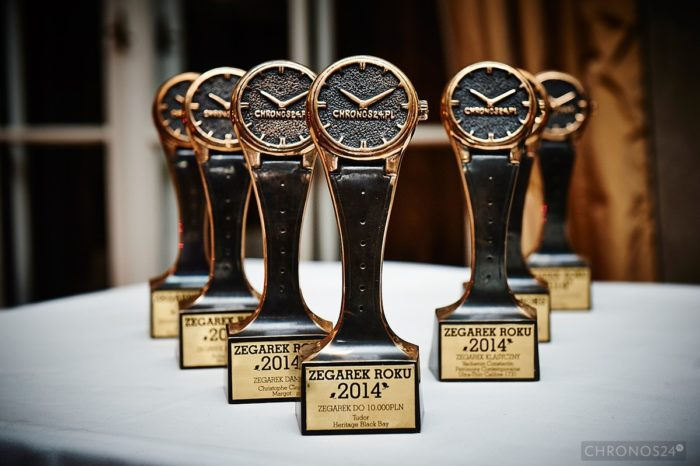 """""""Watch of The Year 2014"""" award ceremony"""