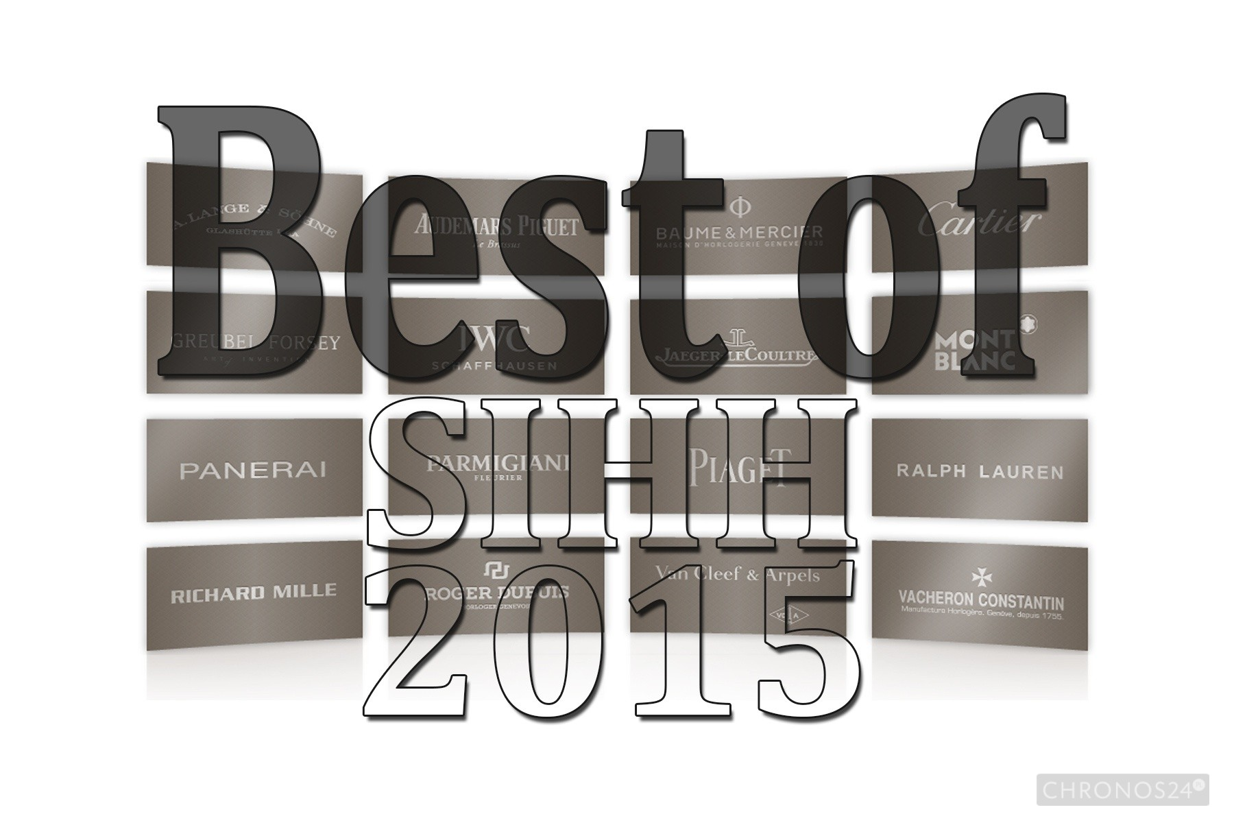 """Best of…"" SIHH 2015"