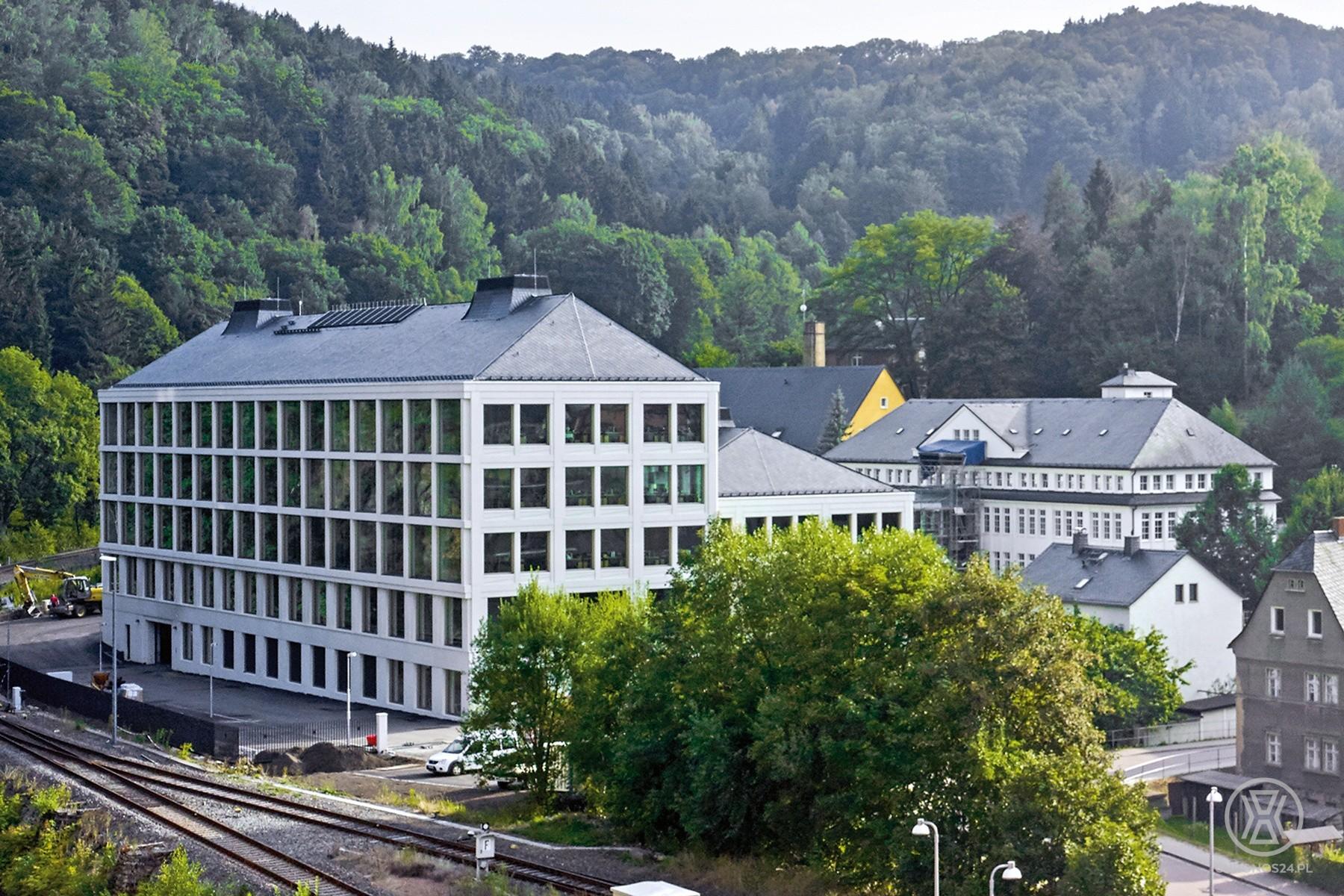 Nowa manufaktura A. Lange & Söhne