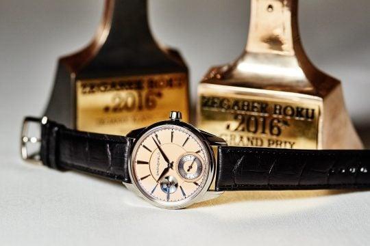 Zegarek Roku 2016