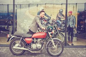 The Distinguished Gentleman's Ride 2017 – Warszawa