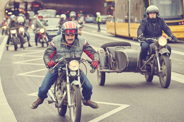 Photostory The Distinguished Gentleman's Ride 2017 – Warsaw