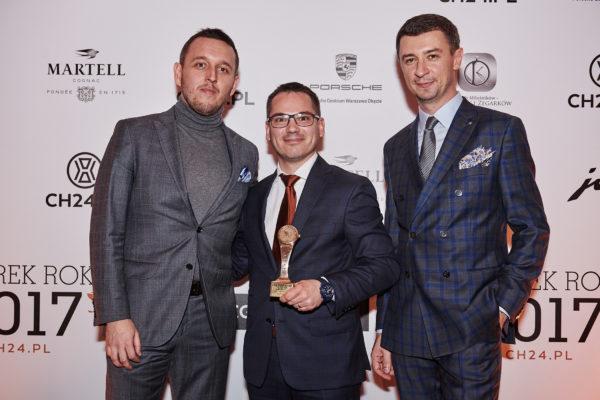 Łukasz Doskocz, Maxime Gourgouillat (Omega), Tomasz Kiełtyka