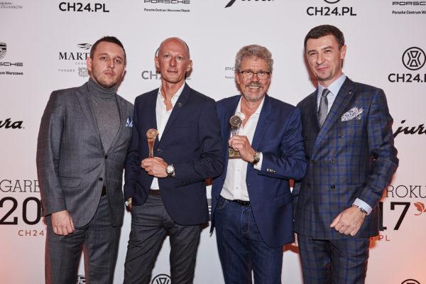 Łukasz Doskocz, Marco Borraccino (Singer Reimagined), Jean Marc Wiederrecht, Tomasz Kiełtyka