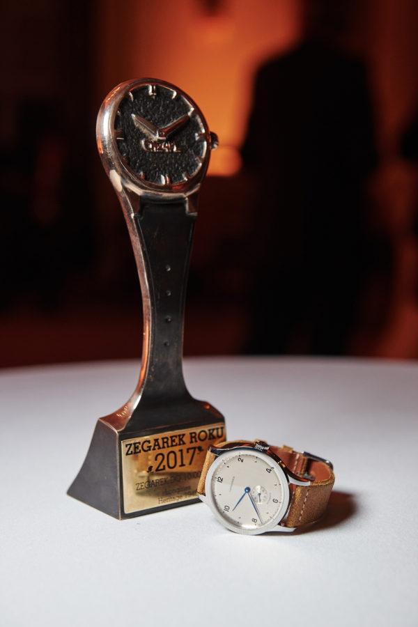 Zegarek Roku 2017 - Longines