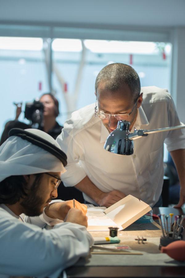 Dubai Watch Week - Watchmaking Masterclasses