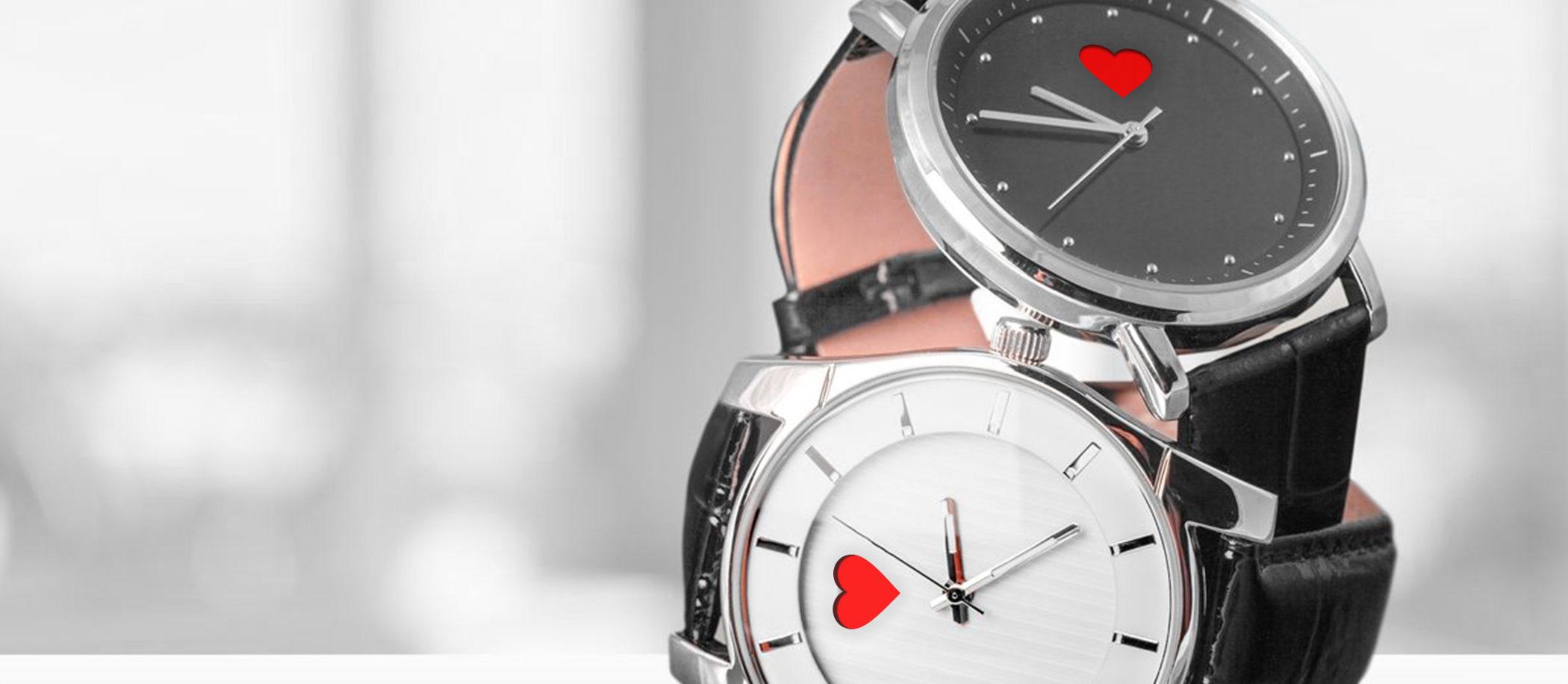 Timebloid: zegarki na Walentynki