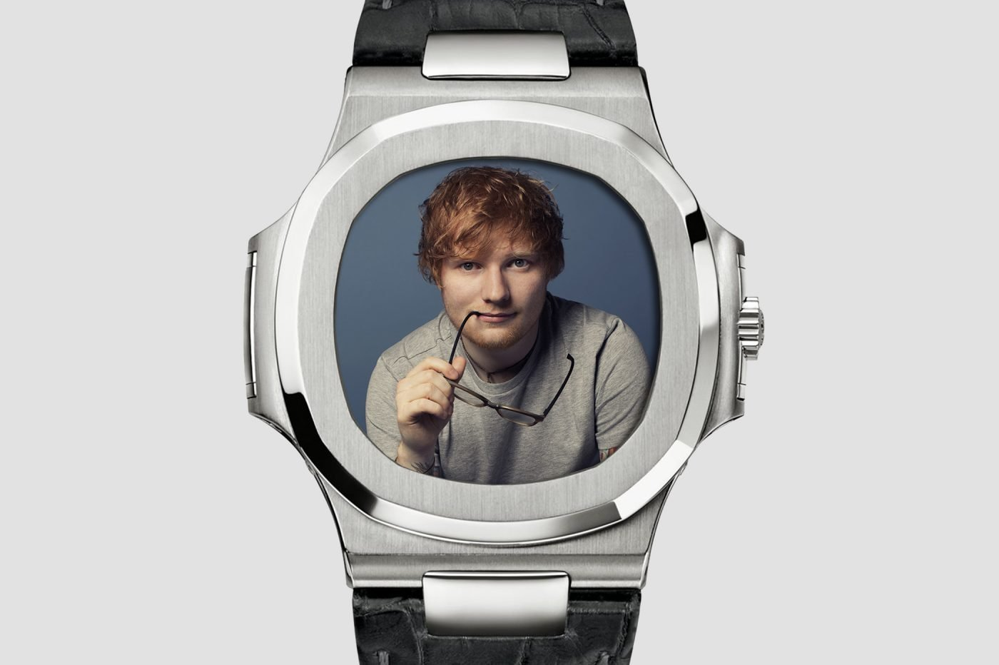 Timebloid Horological showbiz: Ed Sheeran