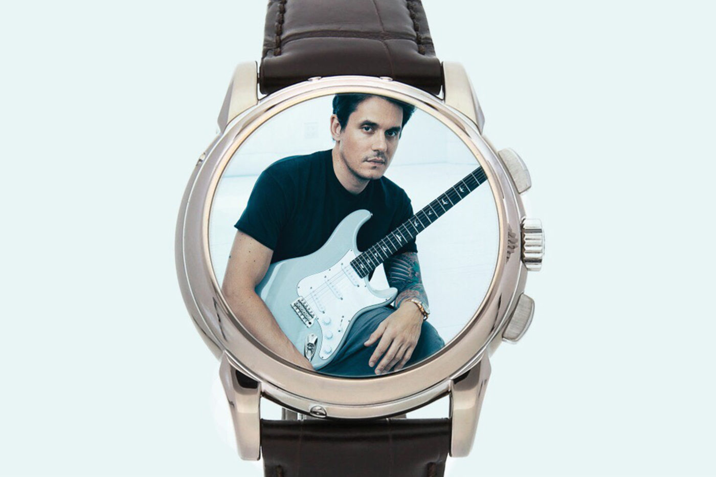 Timebloid Horological showbiz: John Mayer
