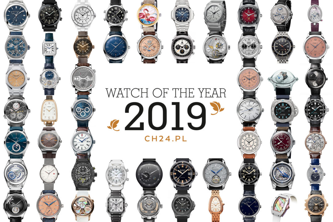 Watch Of The Year 2019