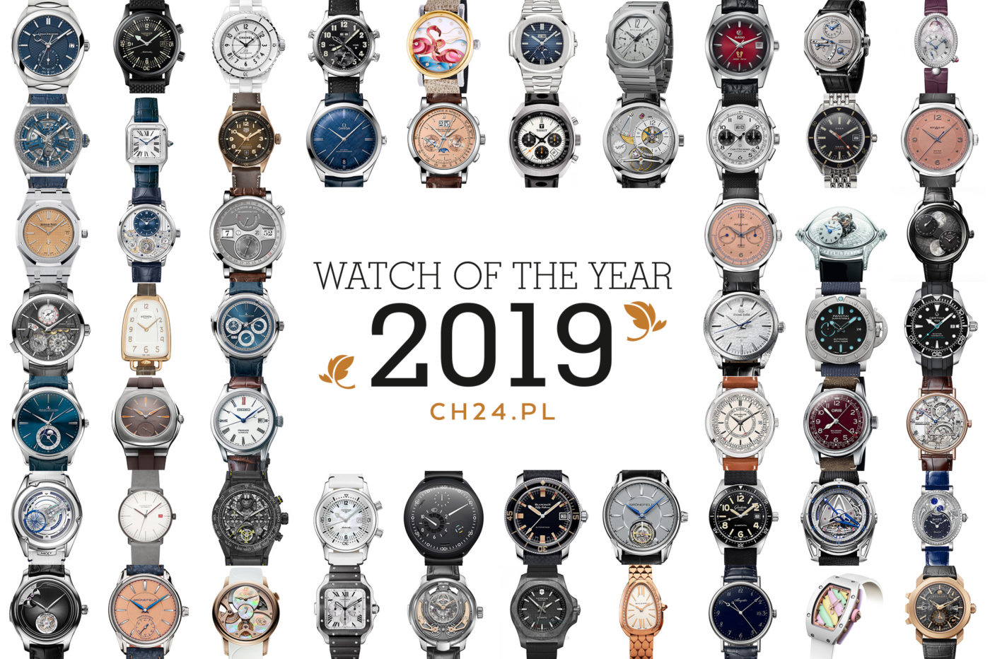 Watch of The Year 2019 – 10th anniversary(!)