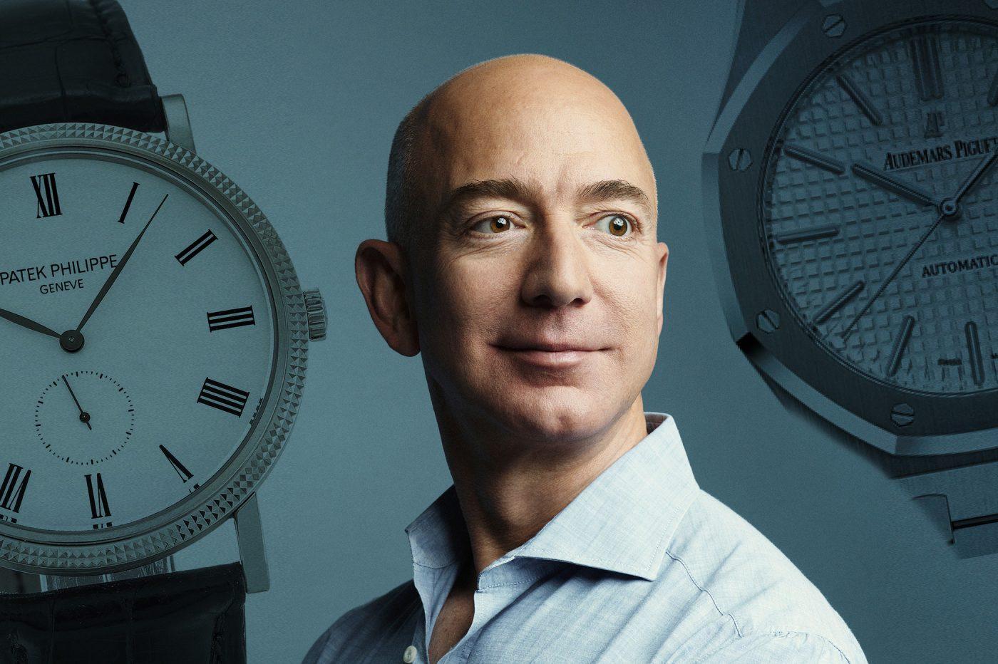 Zegarki światowych CEOs