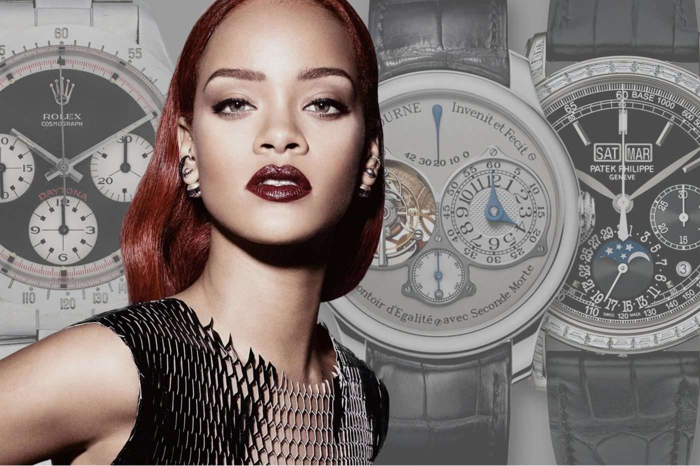 Timebloid Women in (seemingly) male dominated world of watches.