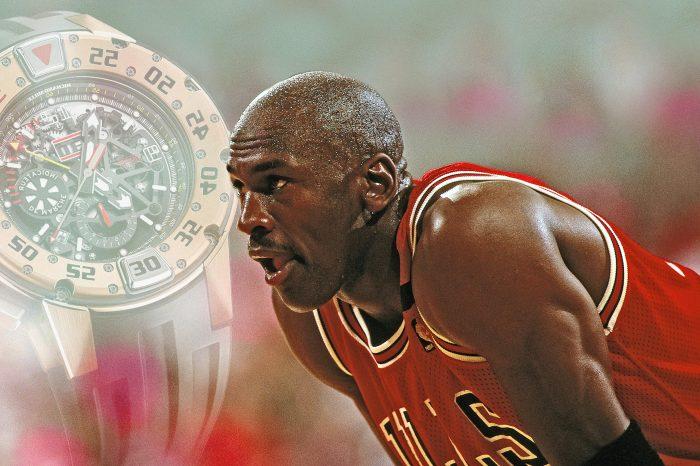 Zegarki gwiazd NBA - Michael Jordan