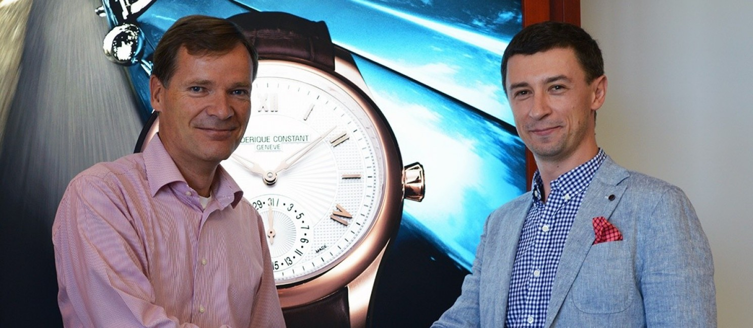 Interview Peter Stas (CEO, Frederique Constant)