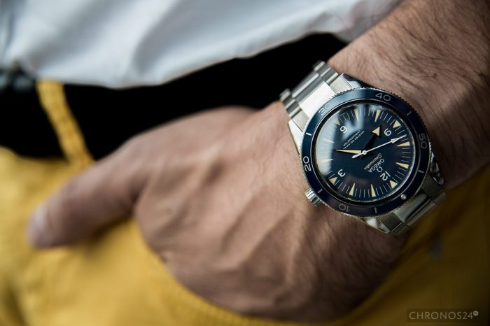 Review Omega Seamaster 300 [live pics, price]