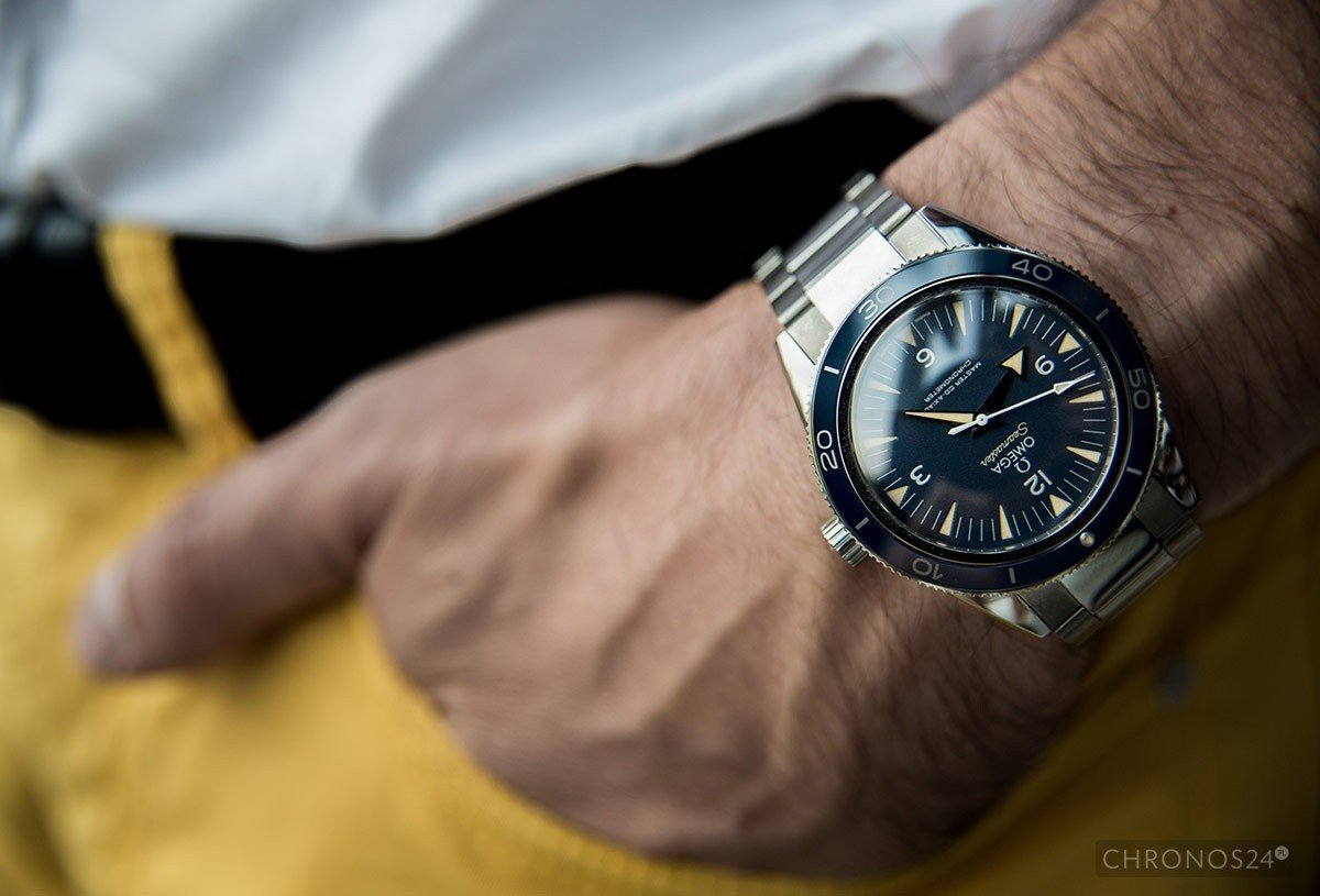 Review Omega Seamaster 300 Live Pics Price Ch24 Pl