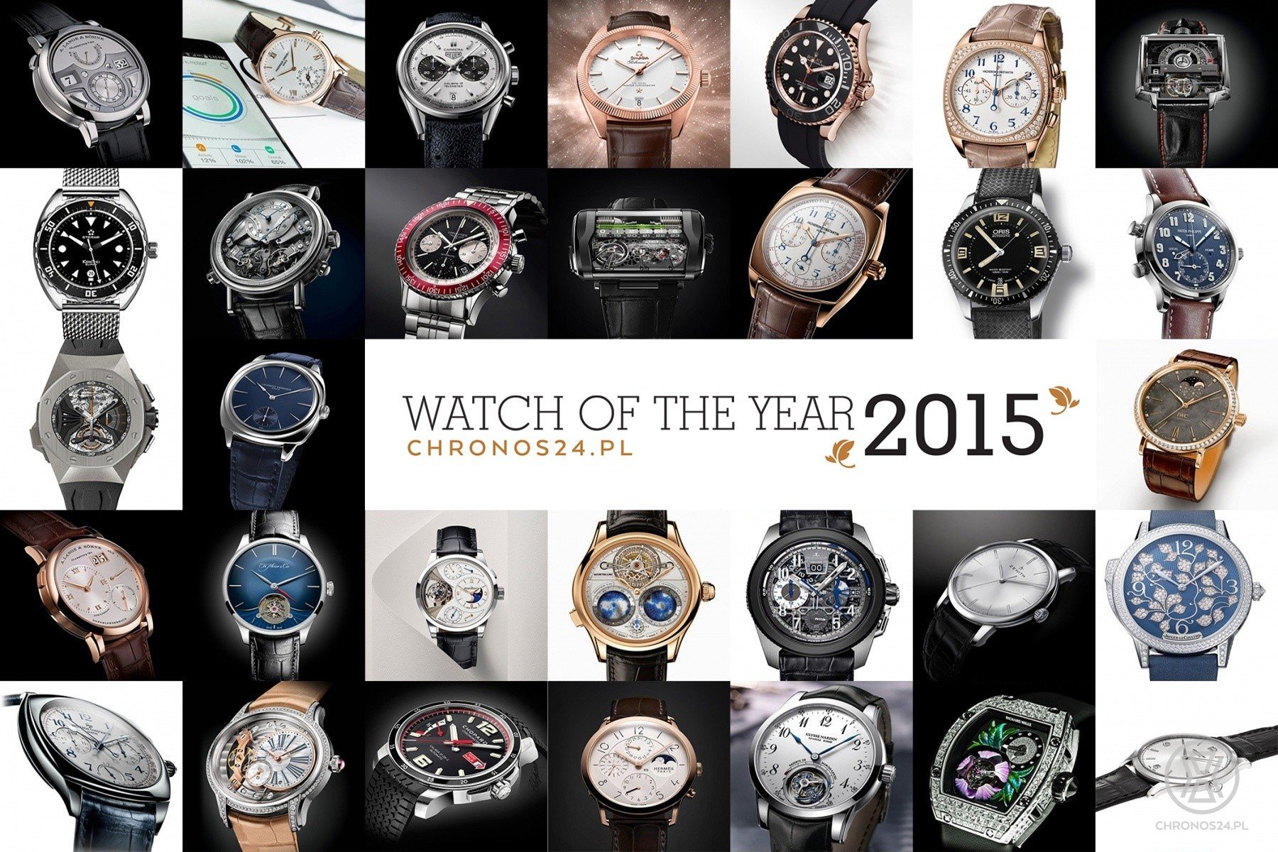 Watch of the Year 2015