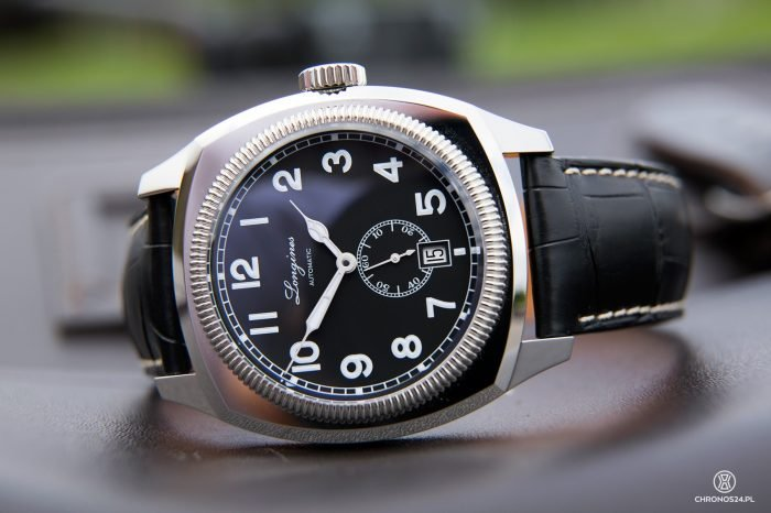 Review Longines Heritage 1935 [live pics, video, price]