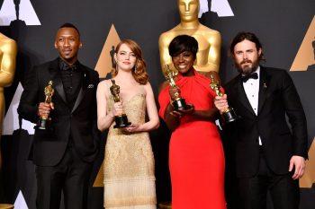 Zegarki na Oscarach 2017