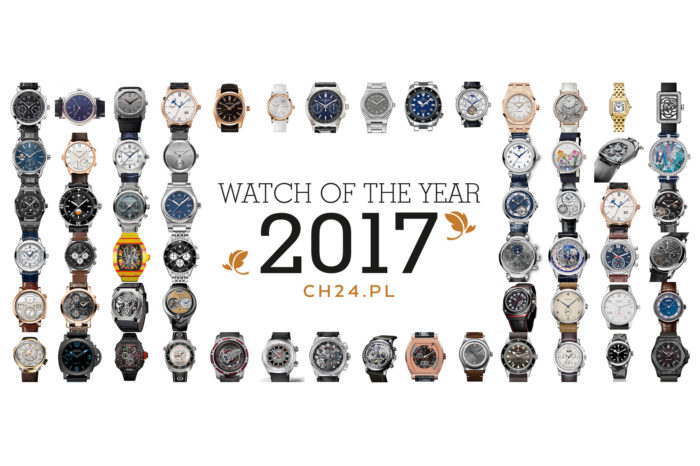 Watch of the Year 2017