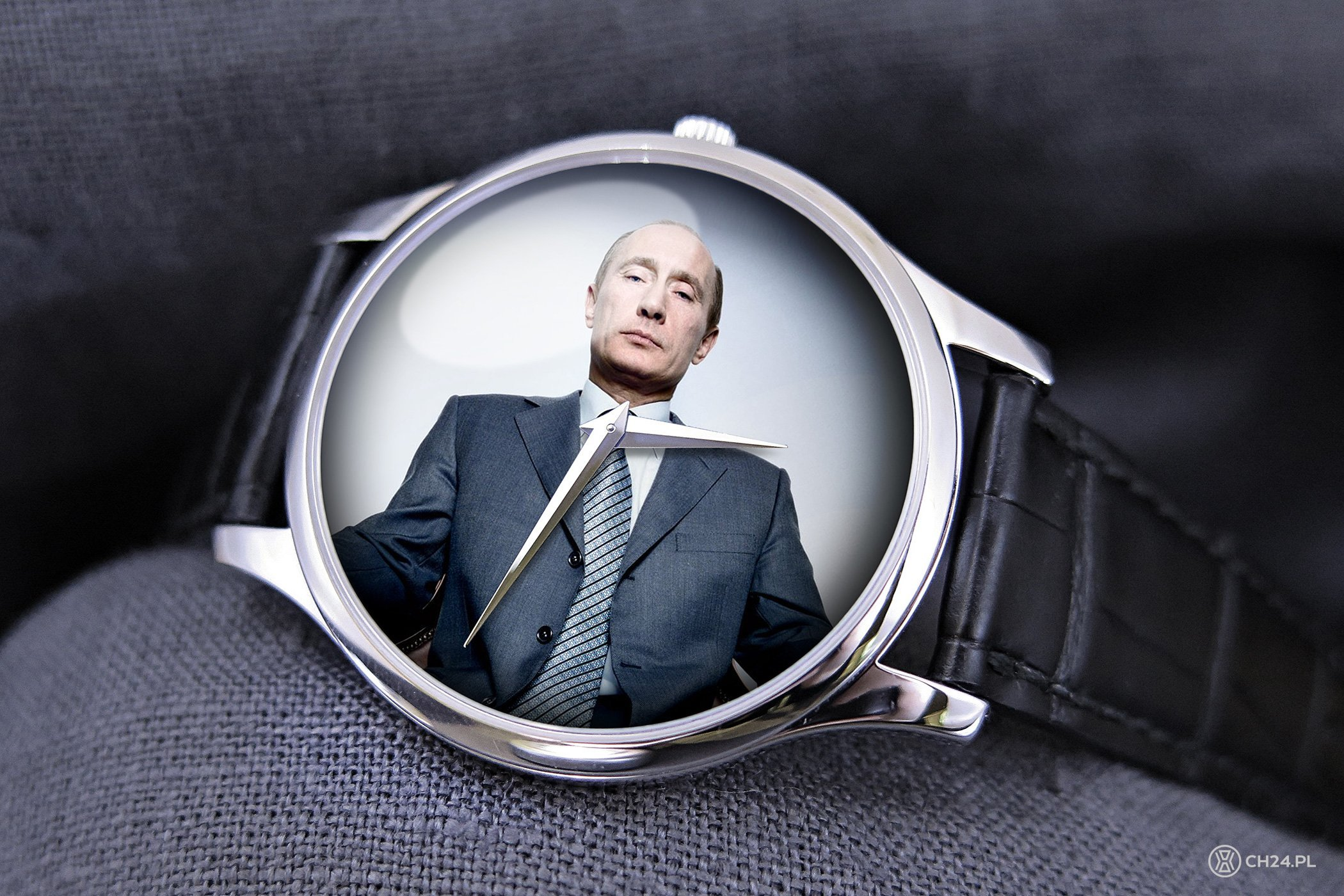 5 Watches Of Vladimir Putin Exceeding His Official Annual Salary Ch24 Pl