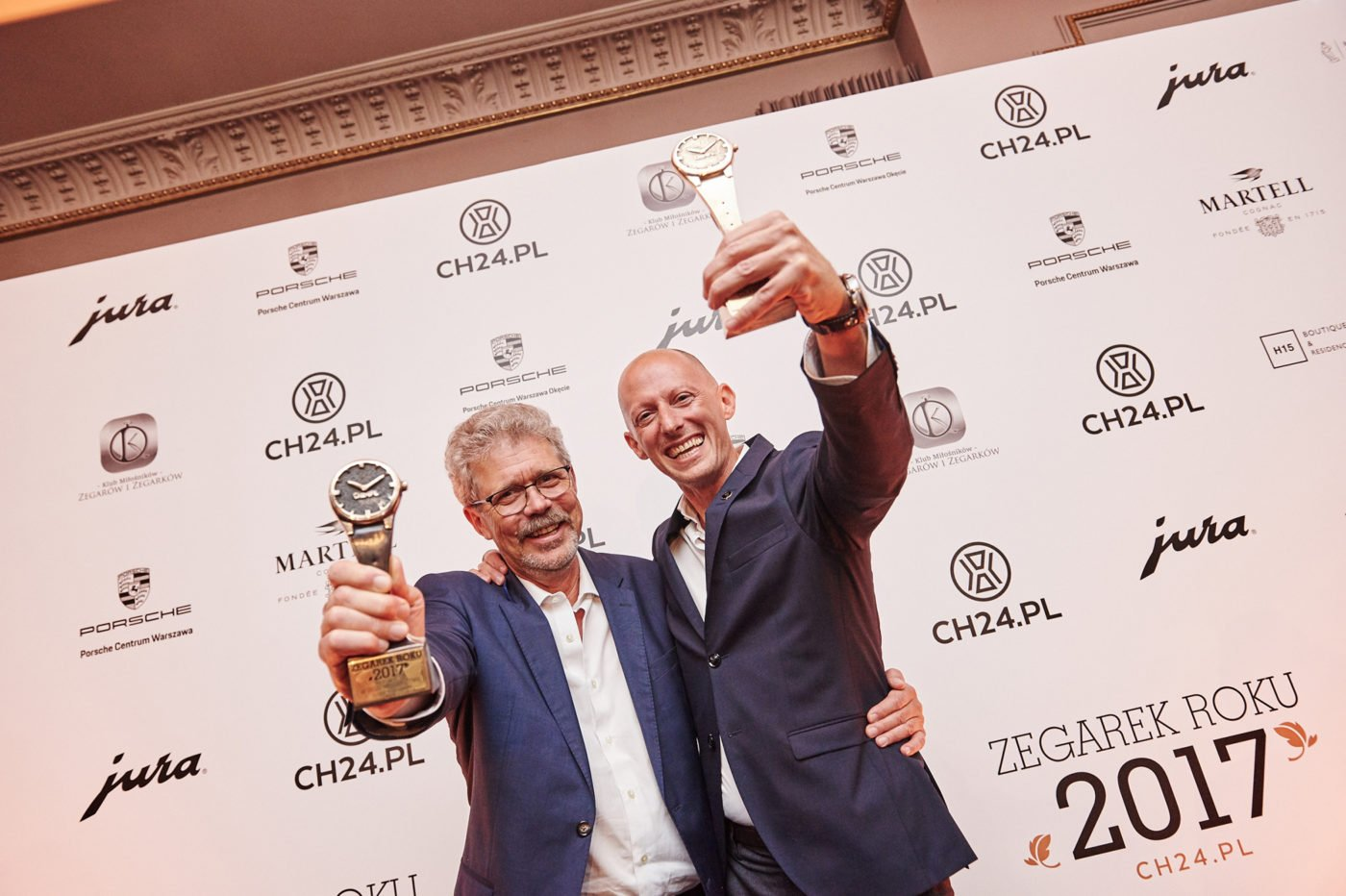 Watch Of The Year 2017 – final gala, winners, awards [lots of pictures]