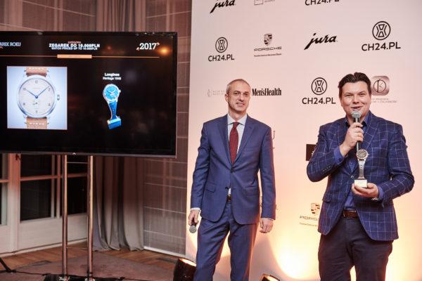 Tomasz Jakubas i Leszek Pilch (Longines)