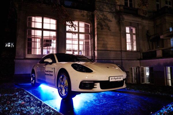 Zegarek Roku 2017 - Porsche Panamera