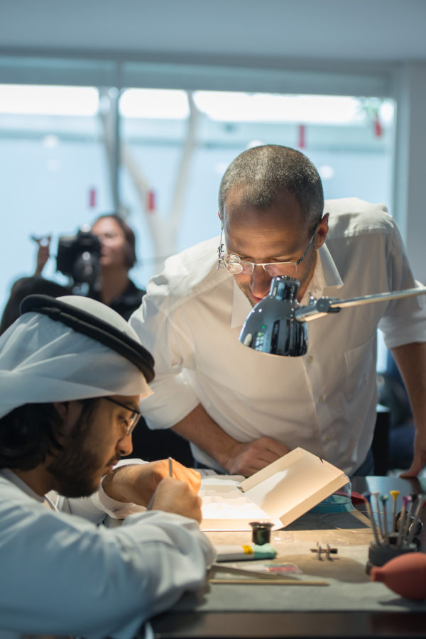 Dubai Watch Week - Watchmaking Masterclasses