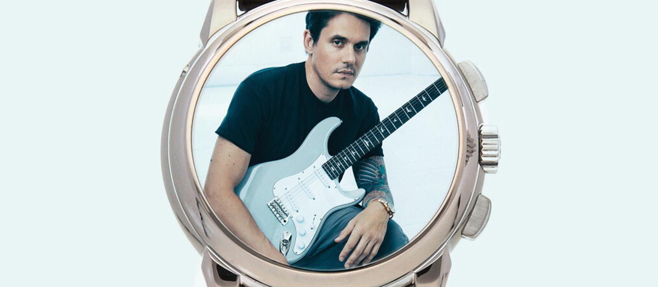 Timebloid: John Mayer / foto: watch-memes