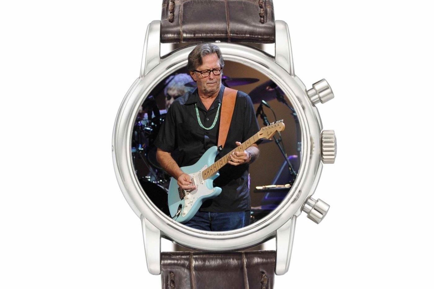 Timebloid Horological showbiz: Eric Clapton