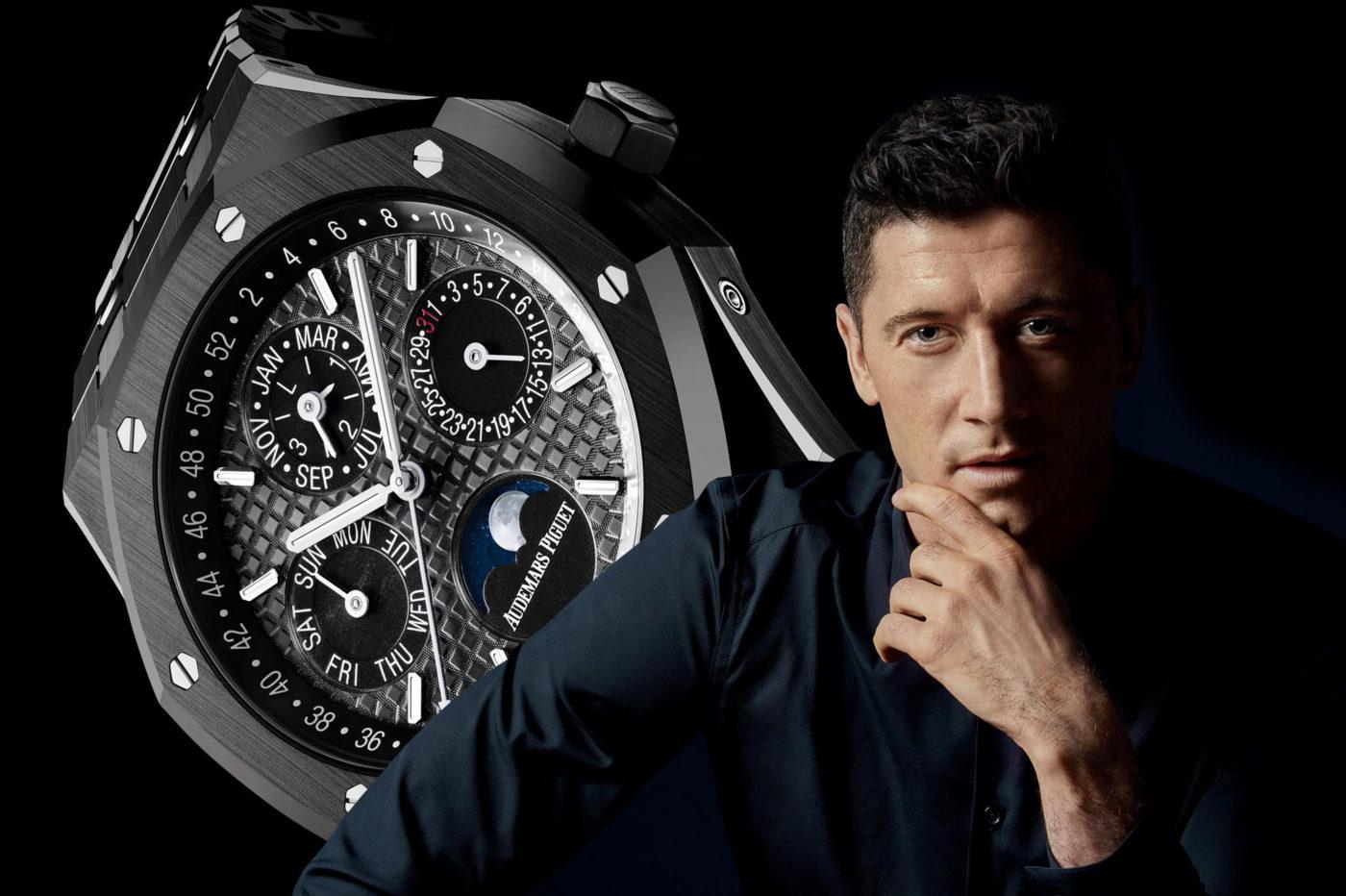 Timebloid Watches of famous footballers – Robert Lewandowski (RL9)