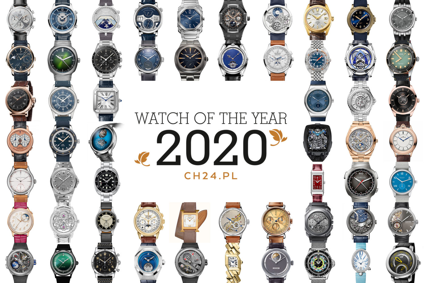 WATCH OF THE YEAR 2020