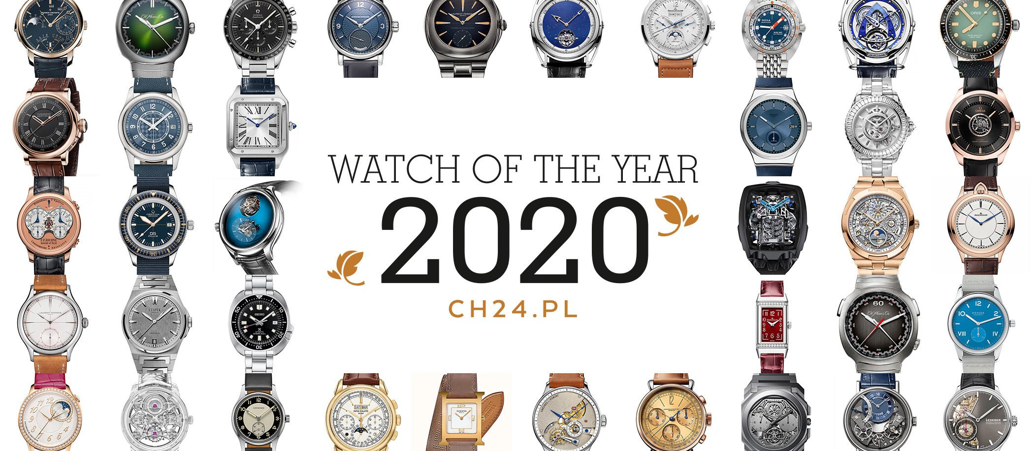 CH24 Watch Of The Year 2020