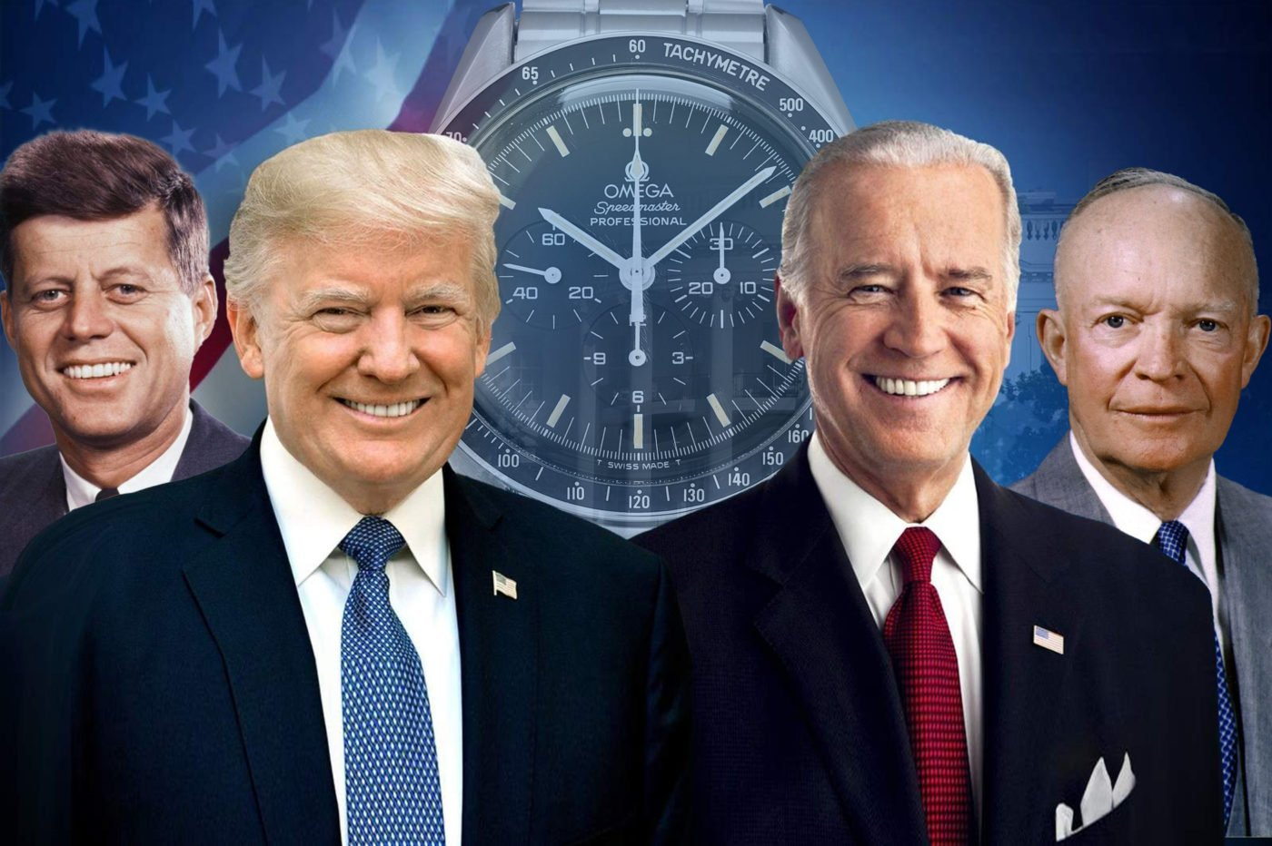 Timebloid Watches of USA Presidents