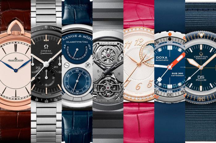 Zegarek Roku 2020