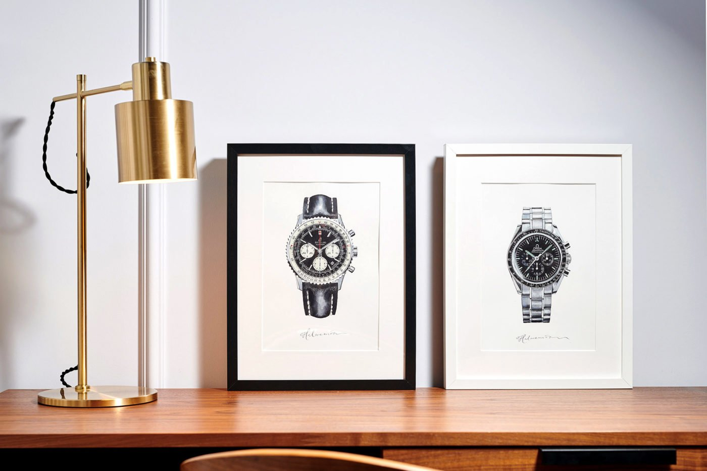"""SHOP.CH24.PL """"Icons of Watchmaking"""" by Anna Halarewicz"""