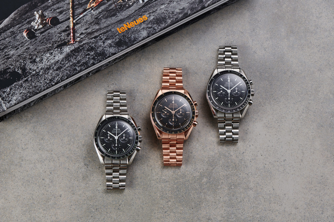 "Omega Speedmaster Professional ""Moonwatch"" Co-Axial Master Chronometer"